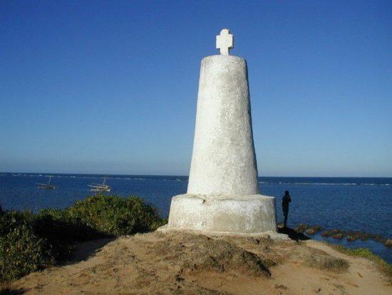 Malindi - Da Gama Pillar