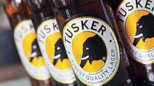 Tusker - Kenya's most famous beer