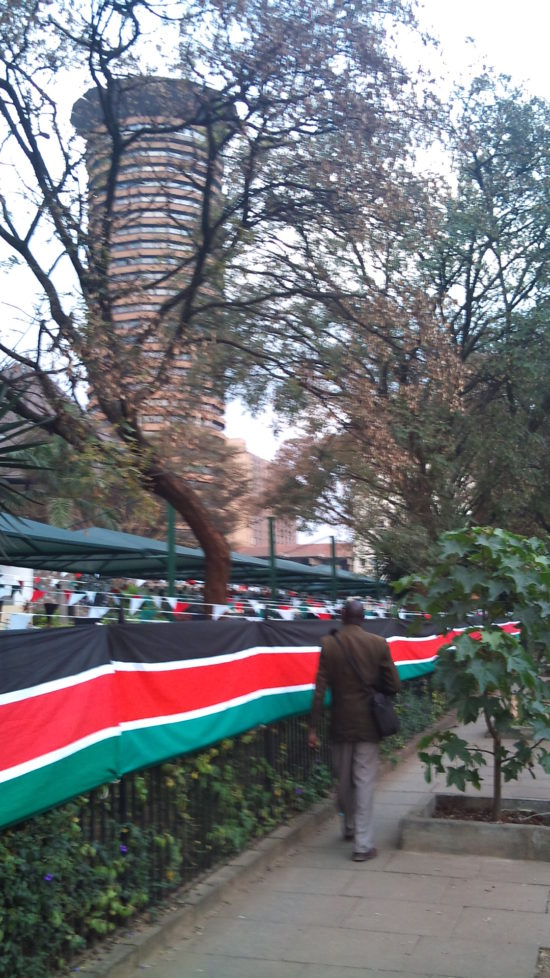Kenya - gearing up for the promulgation and celebration!