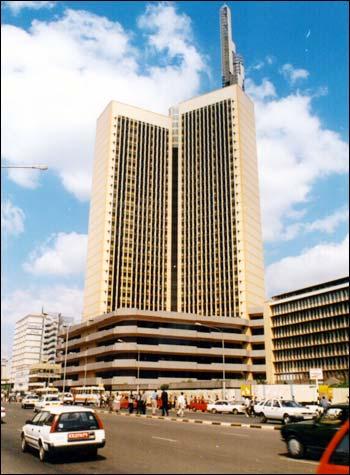 Teleposta Towers