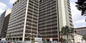 Treasury Building, Nairobi