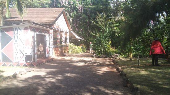 Utamanduni and the Veranda Restaurant