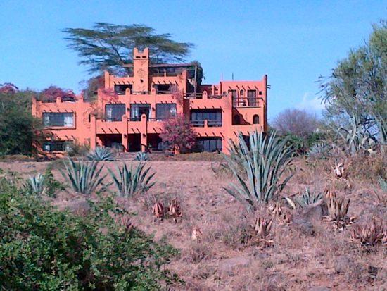 Alan Donovan's African Heritage
