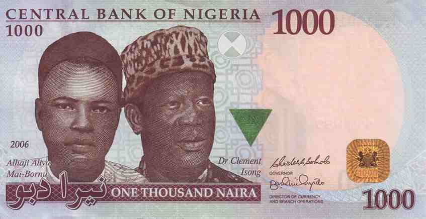 Lagos – Cash is still king!
