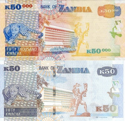 Zambia's new currency
