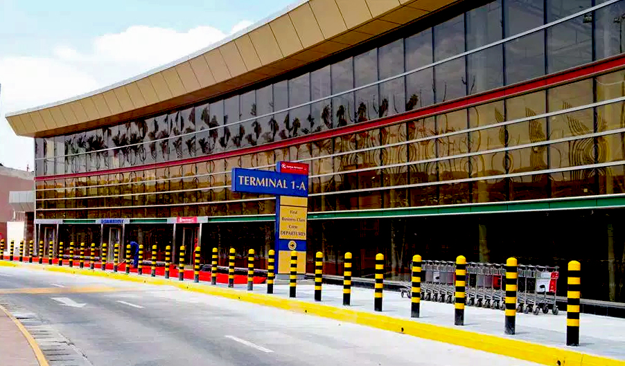 Jomo Kenyatta International Airport