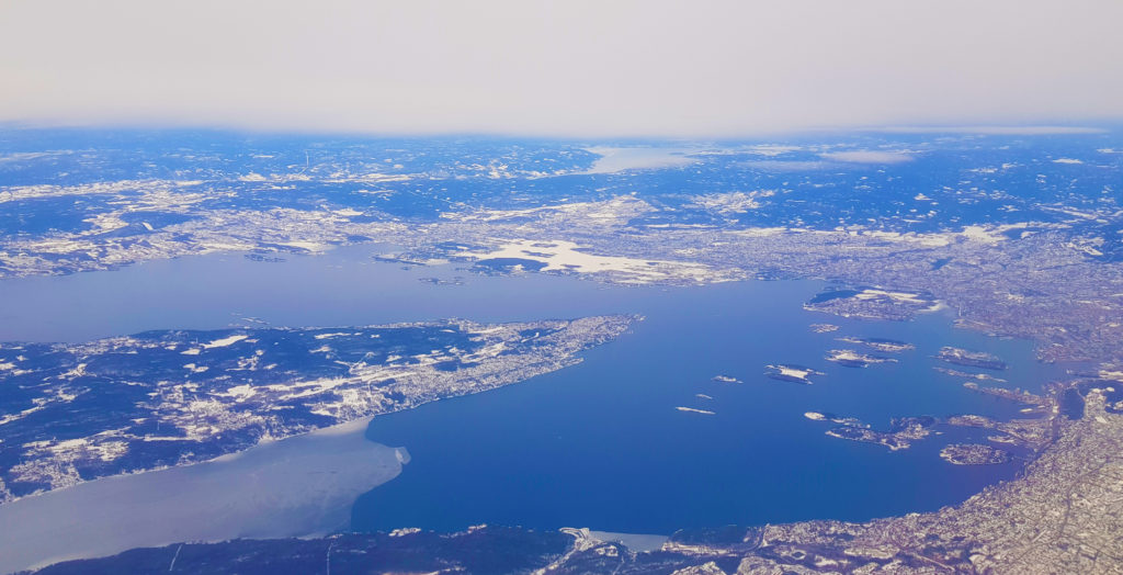 Nesodden and the Oslo Fjord