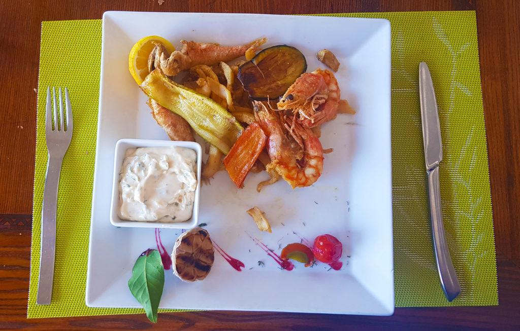 Tunisia Seafood