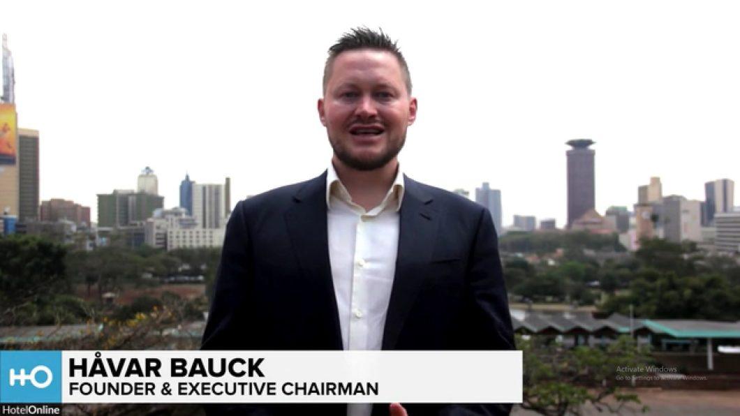 Håvar Bauck - Nairobi