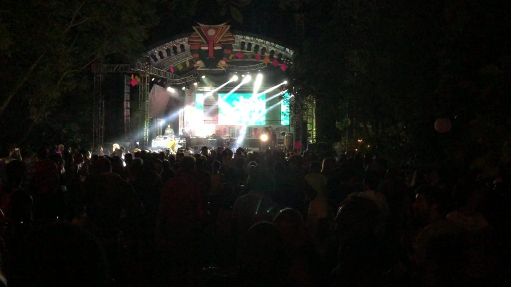 Nyege Nyege Festival - the Main Stage