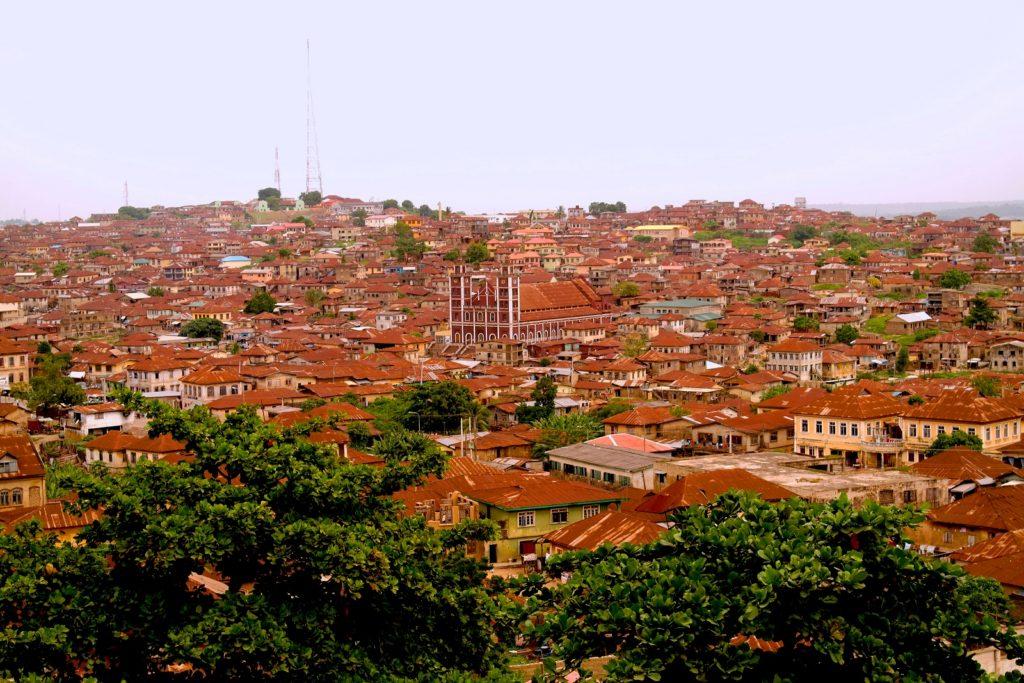 Abeokuta in Ogun State, Nigeria