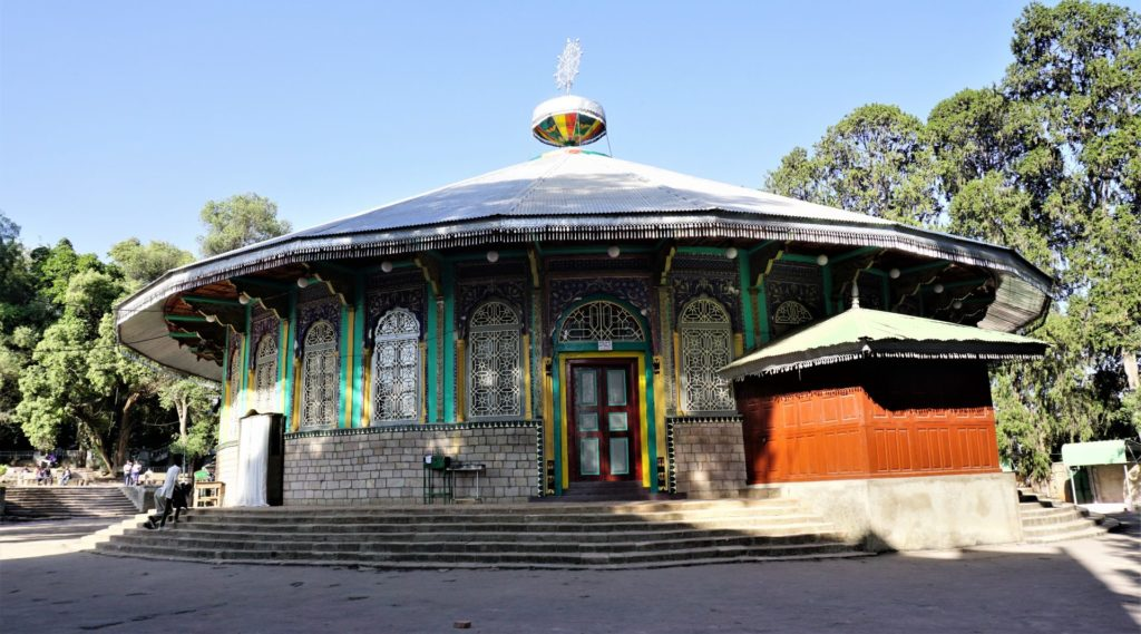 Addis Ababa - Holy Trinity Cathedral - Be-Ale World Church