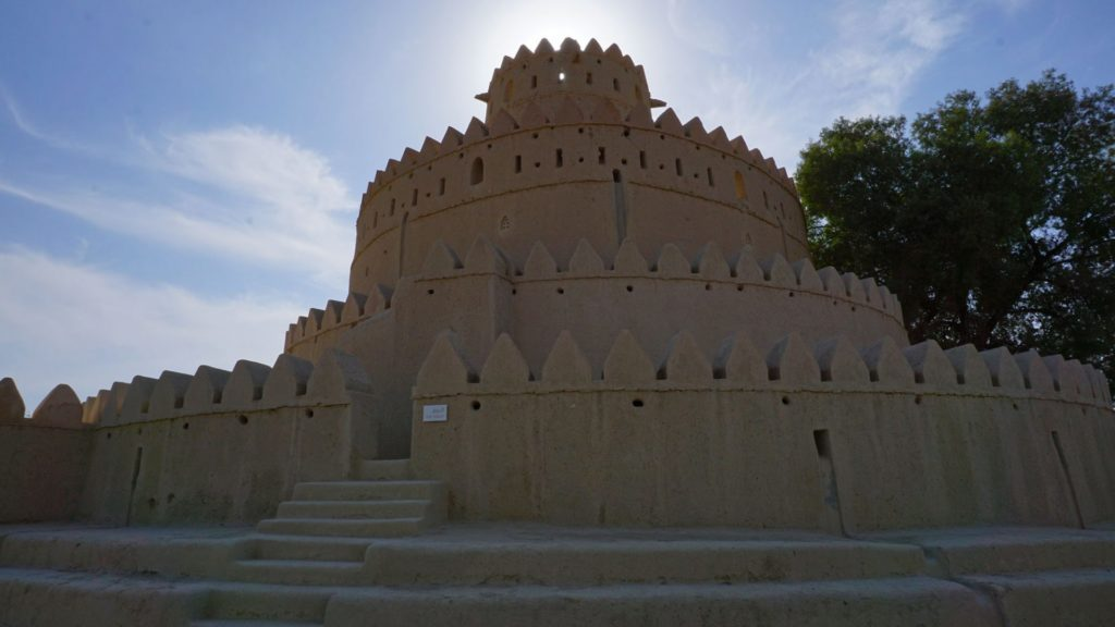 Al Ain Fort Tower