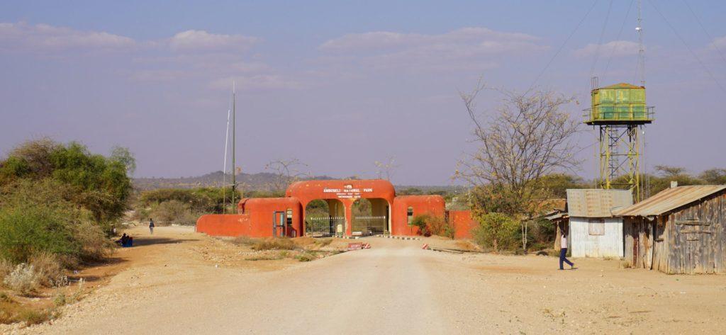 Amboseli - Meshanani Gate