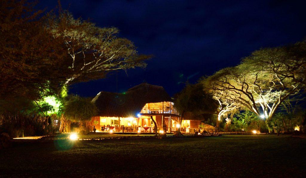 Amboseli - Tawi Lodge
