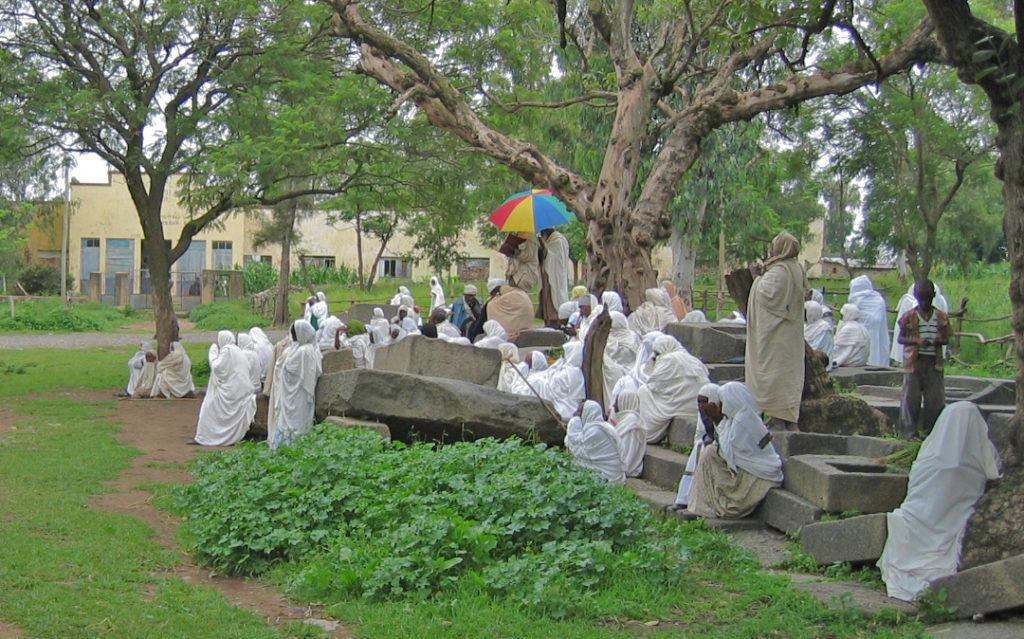 Axum - Sunday Mass