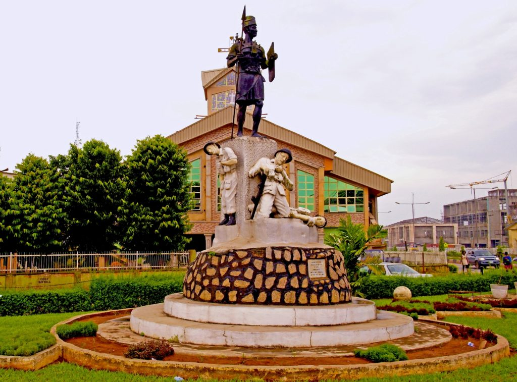 King's Square in Benin City