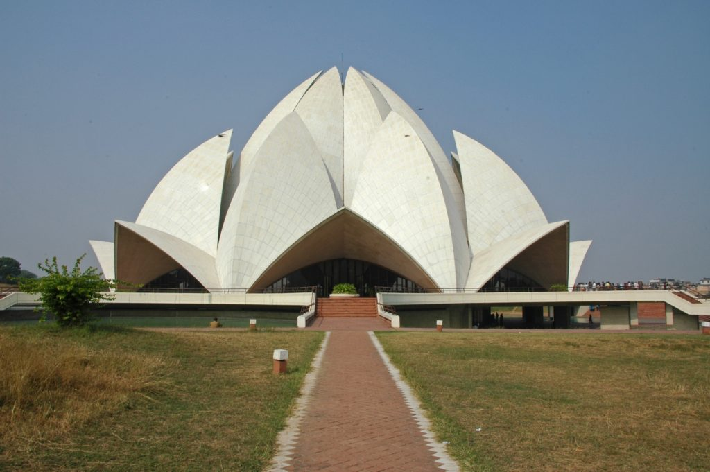 Delhi - The Lotus Temple