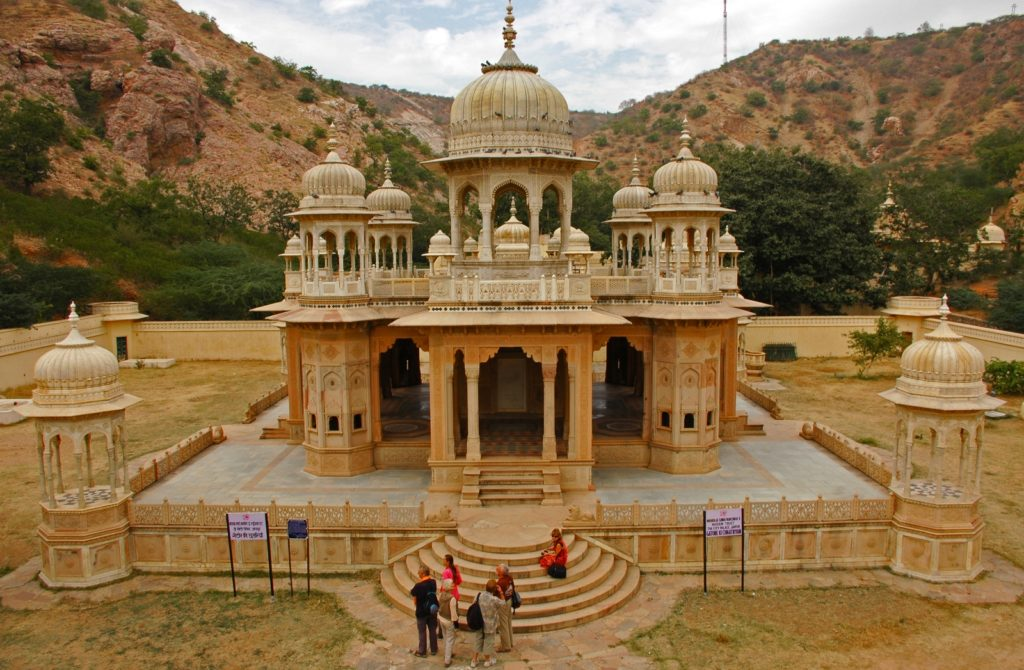 Jaipur Royal Cenotaphs 2