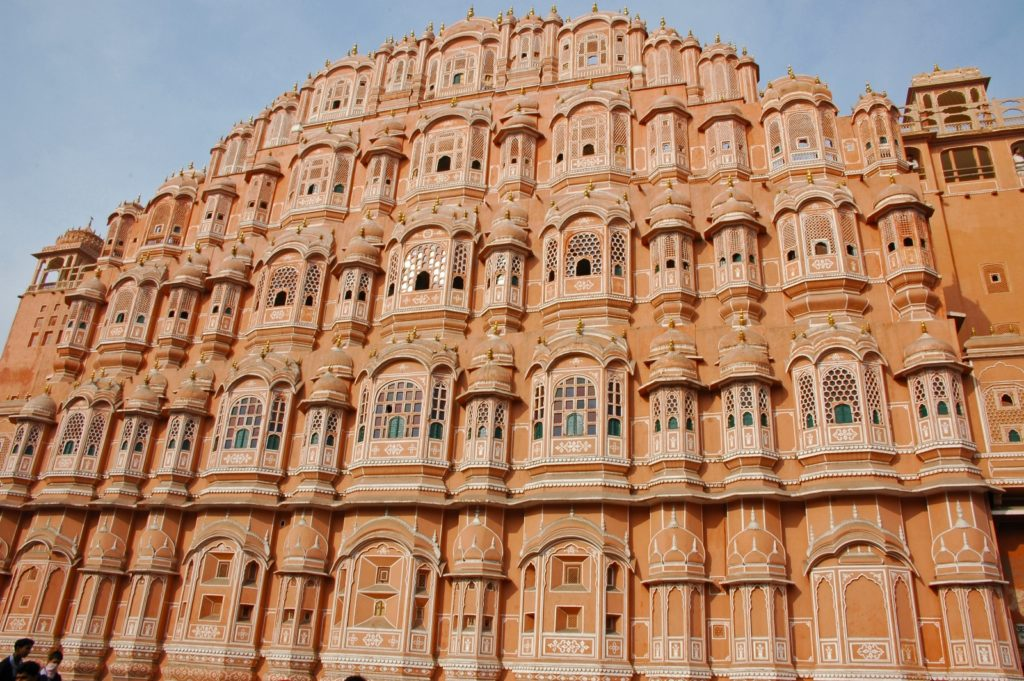 The Wind Palace in Jaipur, india