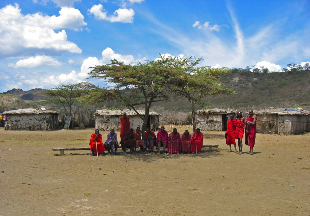 Hell's Gate - Maasai Village