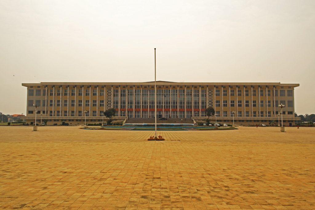 Kinsahsa - Palais du Peuple