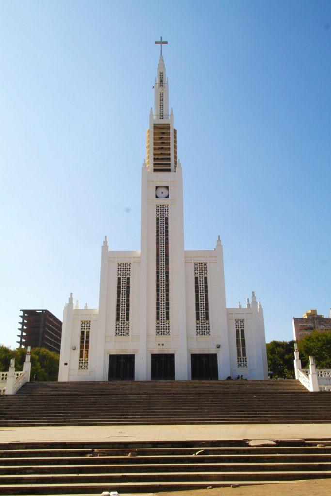 Maputo Metropolitan Cathedral
