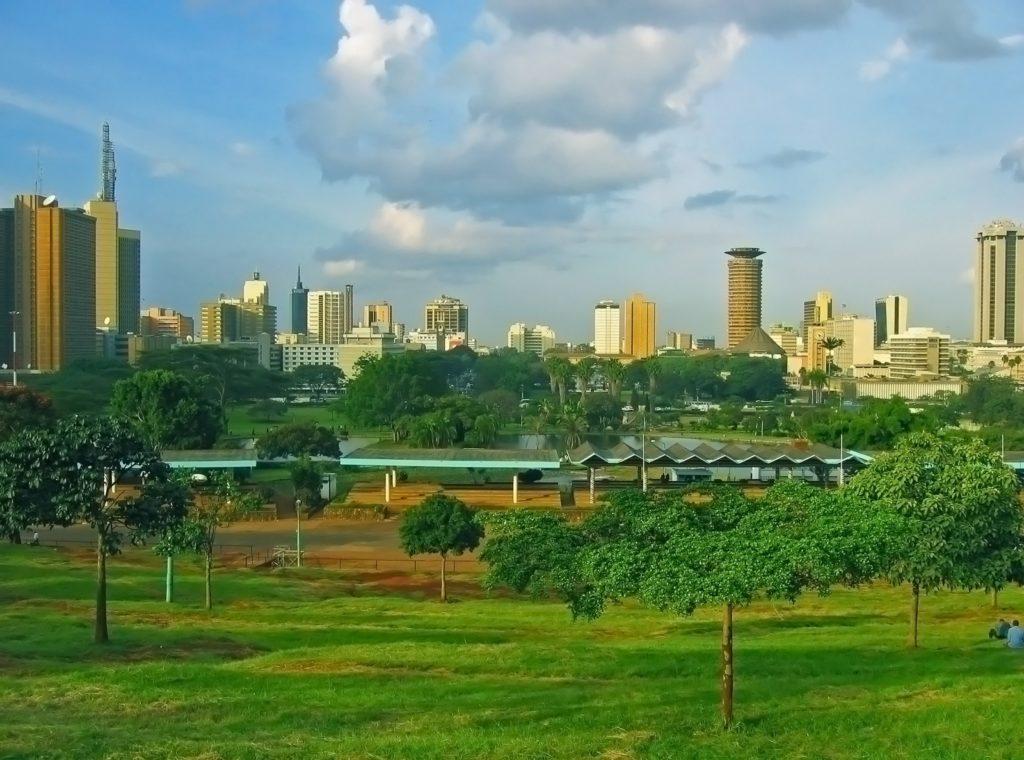 Nairobi - Uhuru Park