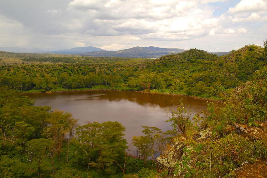 Naivasha Crate Lake