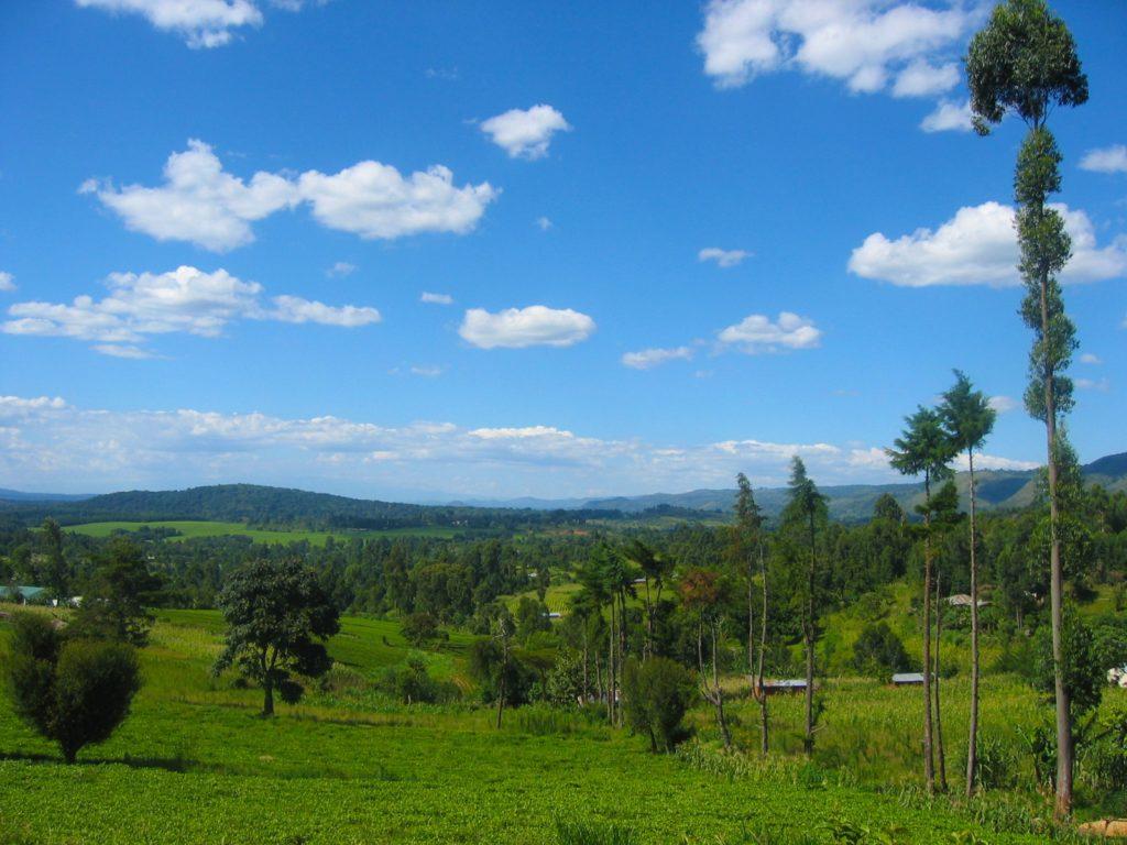Rift Valley scenery