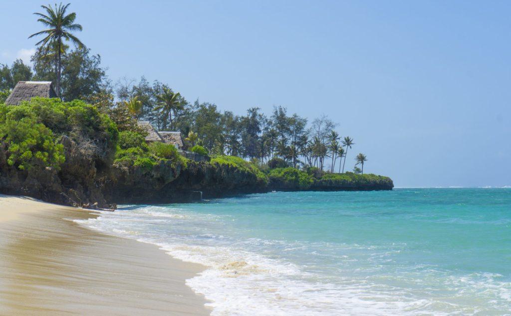 Tiwi Beach Rocks