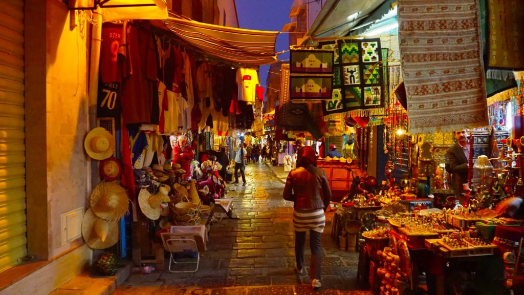 The Medina of Tunis