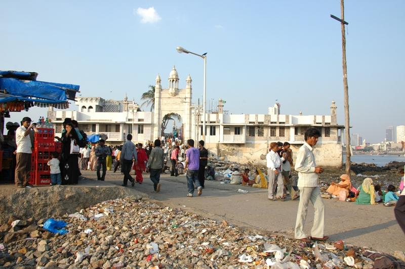 mumbai haji ali mosque