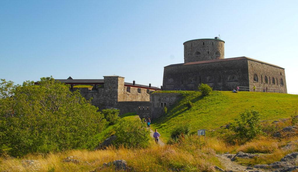 Carlsten Fort, in Marstrand, Sweden