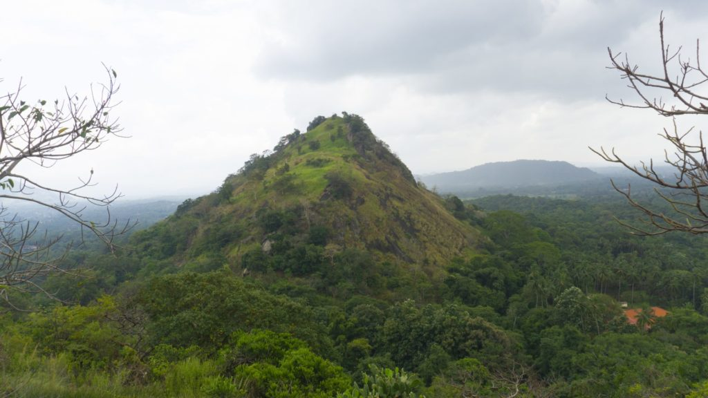Dambulla Rock Temple - View From The Rock