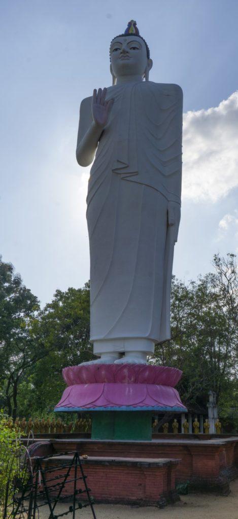 Sigiriya Standing Buddha