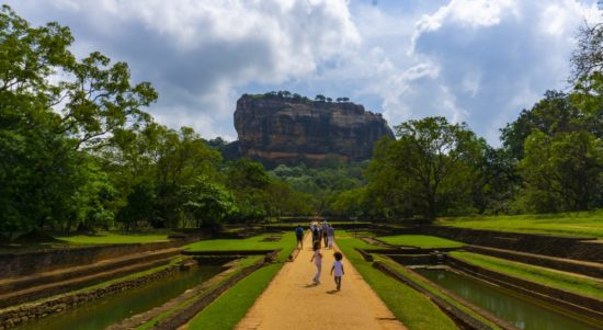Sigiriya - the Rock
