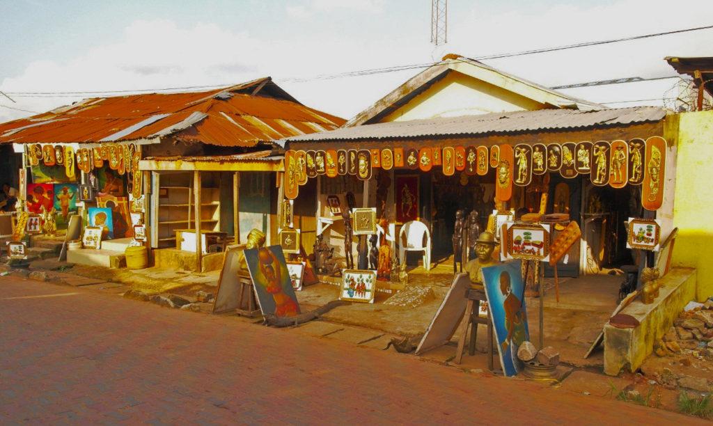 Igun Street, Benin City, Nigeria