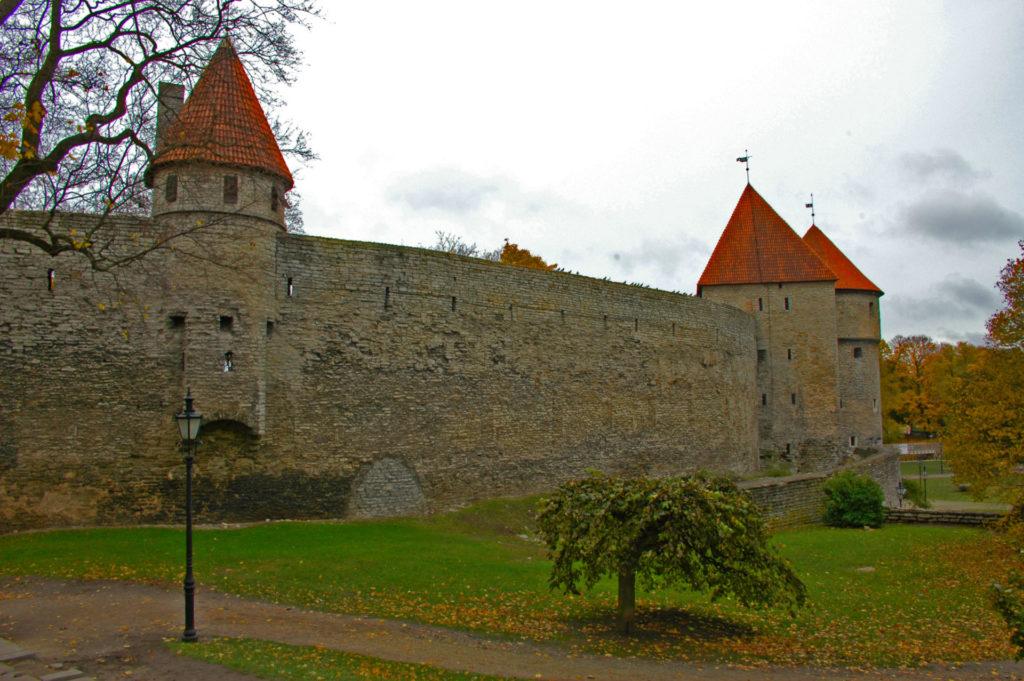Tallinn – Old Town – Fortress