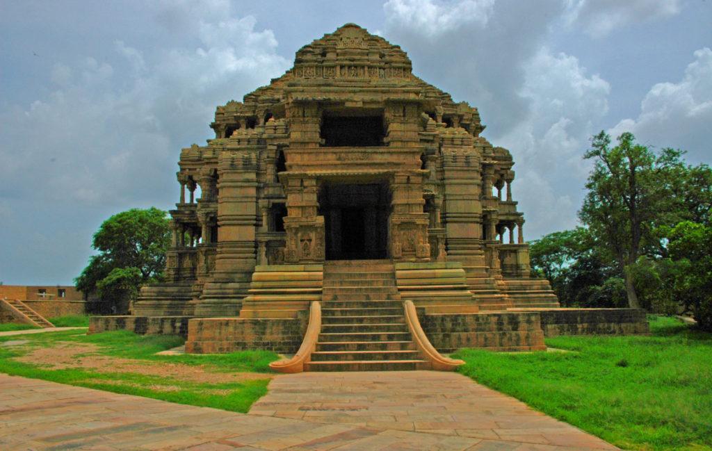 Gwalior - Sas-Bahu Temple