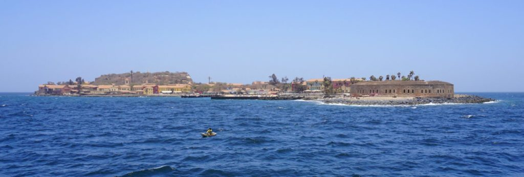 Ile de Goree, Dakar, Senegal