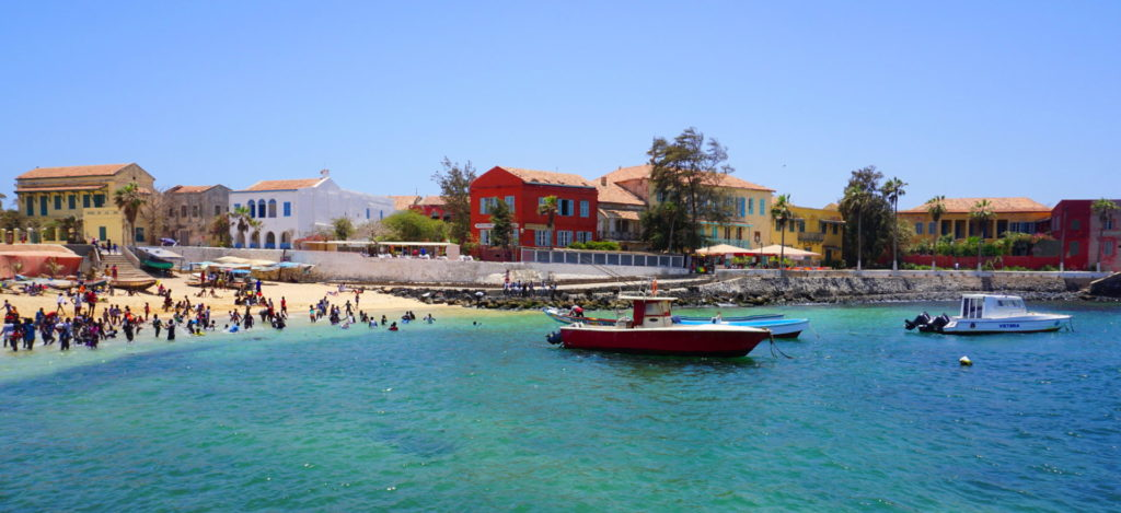 Ile de Gorée - UNESCO World Heritage site